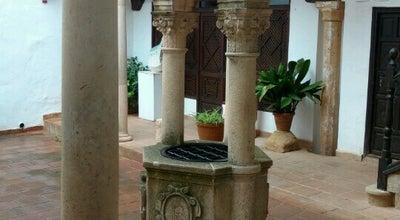 Photo of Castle Palacio de Mondragon at Plaza Mondragon, S/n, Ronda 29400, Spain