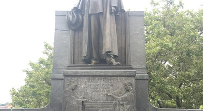 Photo of Monument / Landmark Carl Schurz Memorial at Morningside Drive, New York, NY, United States