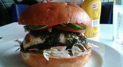 Photo of Burger Joint Burger & Shake at 47 Marchmont St, Bloomsbury WC1N 1AP, United Kingdom