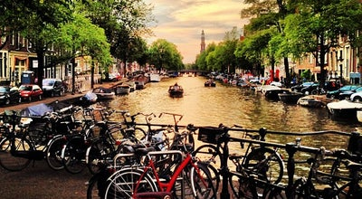 Photo of Outdoors and Recreation Prinsengracht at Prinsengracht, Amsterdam, Netherlands