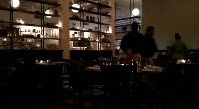 Photo of American Restaurant Almond Tribeca at 186 Franklin St, New York, NY 10013, United States