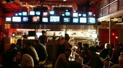 Photo of American Restaurant Meatliquor N1 at 133b Upper Street, London N1 1QP, United Kingdom