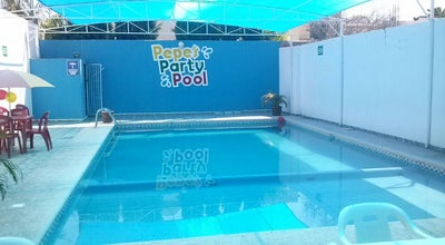 Photo of Water Park Pepe's Party Pool at Mexico