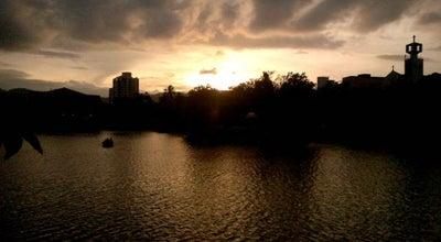 Photo of Lake Talao Pali Lake at Near Thane, Mumbai (Bombay), India