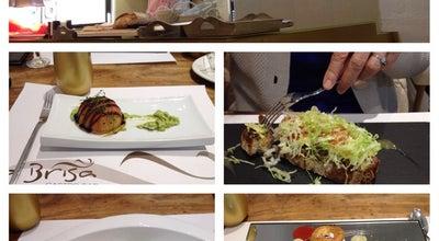 Photo of Mediterranean Restaurant Sa Brisa Gastrobar at Passeig De Vara De Rey, 15, Ibiza Town 07800, Spain