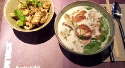 Photo of Asian Restaurant Busaba Eathai at 358 King's Rd, Chelsea SW3 5UZ, United Kingdom