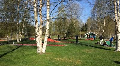Photo of Golf Course Sampolan Minigolf at Finland