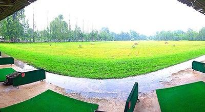 Photo of Golf Course ปลื้มมโน ไดร์ฟวิ่งเรนจ์ at ธาตุนาเวง, Thailand