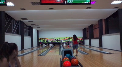 Photo of Bowling Alley Bolera Cofrem at Colombia