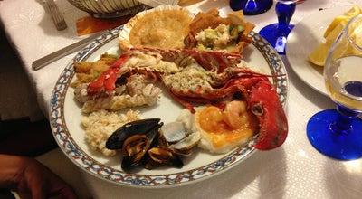 Photo of Italian Restaurant Trattoria Alla Scala at San Marco 571, Venice 30124, Italy