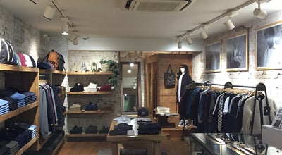 Photo of Clothing Store Carhartt WIP at 191 Shoreditch High Street, London E1 6HU, United Kingdom