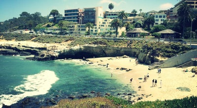Photo of Beach La Jolla Beach at 321 Coast Blvd, La Jolla, CA 92037, United States
