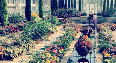 Photo of Garden Marjorie McNeely Conservatory at 1225 Estabrook Dr, Saint Paul, MN 55103, United States