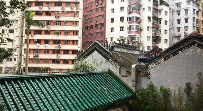 Photo of Tourist Attraction Tin Hau Temple (Causeway Bay) at 天后廟路10號, Hong Kong, Hong Kong