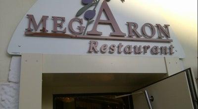 Photo of Mediterranean Restaurant Megaron at Spohrstr. 26, Frankfurt 60318, Germany