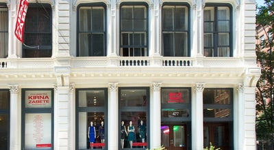 Photo of Women's Store Kirna Zabête at 477 Broome St, New York, NY 10013, United States