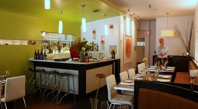 Photo of Latin American Restaurant Bloom Restaurant at 2315 Bloor St W, Toronto M6S 1P1, Canada
