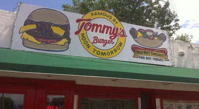 Photo of Fast Food Restaurant Tommy's Hamburgers at 405 W 100 N, Provo, UT 84601, United States