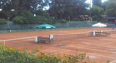 Photo of Tennis Court Athens Tennis Center at Greece