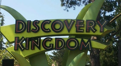 Photo of Water Park Six Flags Discovery Kingdom at 1001 Fairgrounds Dr, Vallejo, CA 94589, United States