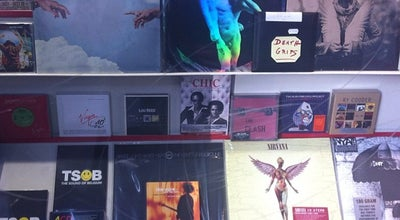 Photo of Record Shop Caroline Music at Avenue Anspachlaan 101, Brussels 1000, Belgium