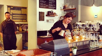 Photo of Cafe Chapter One Coffee Berlin at Mittenwalder Str. 30, Berlin 10961, Germany