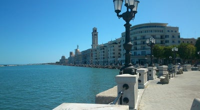 Photo of Harbor / Marina Lungomare Di Bari at Bari, Italy