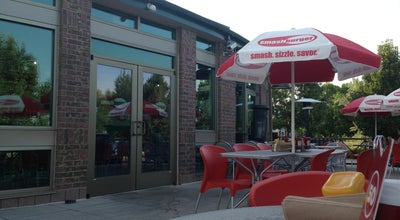 Photo of American Restaurant Smashburger at 1419 N Denver Ave, Loveland, CO 80538, United States