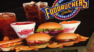 Photo of American Restaurant Fuddruckers at 7802 Orangethorpe Ave, Buena Park, CA 90621, United States