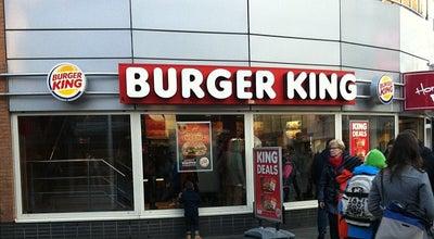 Photo of Fast Food Restaurant Burger King at Lijnbaan 100, Rotterdam 3012 ER, Netherlands