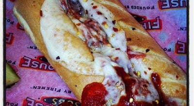 Photo of Fast Food Restaurant Firehouse Subs at 3194 Henry St, Muskegon, MI 49441, United States