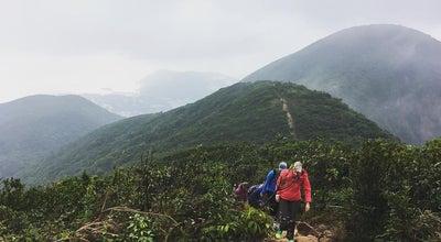 Photo of Mountain The Twins at Tai Tam, Hong Kong