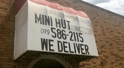 Photo of American Restaurant mini hut inc Chicago at 6659 W Archer Ave, Chicago, IL 60638, United States