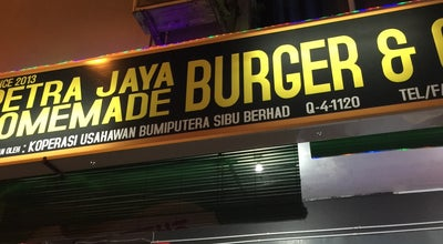 Photo of Burger Joint Petrajaya Burger at Malaysia