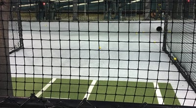 Photo of Baseball Field Hit Zone Batting Cages at United States