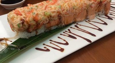 Photo of Sushi Restaurant ข้าวปั้น (Kaopan) at Jira Nakhon Rd., Hat Yai 90110, Thailand