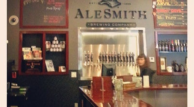 Photo of Brewery AleSmith Brewing Company at 9368 Cabot Dr, San Diego, CA 92126, United States