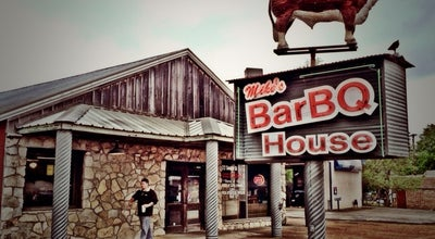 Photo of American Restaurant Mike's Barbeque House at 1622 South St, Nacogdoches, TX 75964, United States