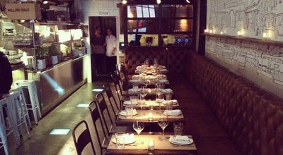 Photo of American Restaurant Willow Road at 85 10th Ave, New York, NY 10011, United States