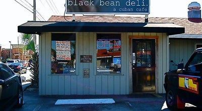 Photo of Latin American Restaurant Black Bean Deli at 325 S Orlando Ave, Winter Park, FL 32789, United States