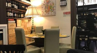 Photo of Italian Restaurant Est Artigiani del Gusto at Vicolo Della Cancelleria 11/12, Rome 00186, Italy