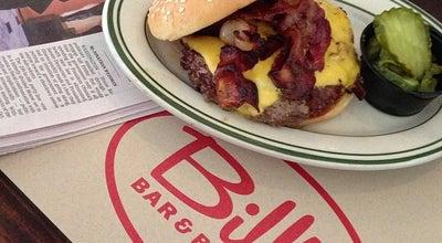 Photo of American Restaurant Bill's Bar & Burger at 22 9th Ave, New York, NY 10014, United States