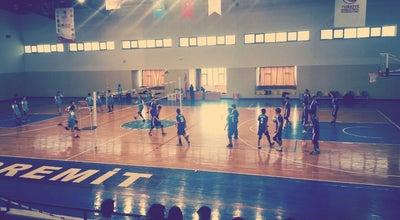 Photo of Basketball Court Edremit Spor Salonu at Turkey