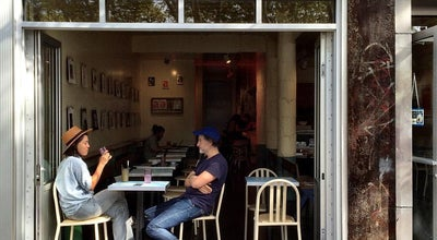 Photo of French Restaurant Cafe Henrie at 116 Forsyth St, New York City, NY 10002, United States