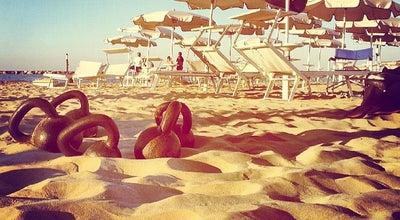 Photo of Beach Cakao Beach Club at Spiaggia Palombina Nuova, Palombina Nuova di Ancona 60131, Italy