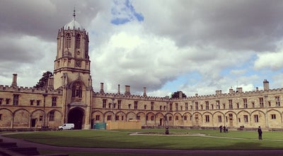 Photo of Castle Christ Church at St. Aldates, Oxford OX1 1DP, United Kingdom