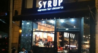 Photo of Restaurant Syrup Desserts at 611 S Spring St, Los Angeles, CA 90014, United States