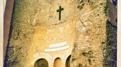 Photo of Historic Site Santa Maria degli Angeli - Terme di Diocleziano at Rome, Italy