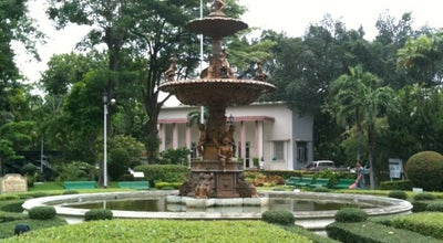 Photo of Park Saranrom Park at Thanon Charoen Krung, Phra Borom Maha Ratchawang, Phra Nakhon, Bangkok 10200, Thailand
