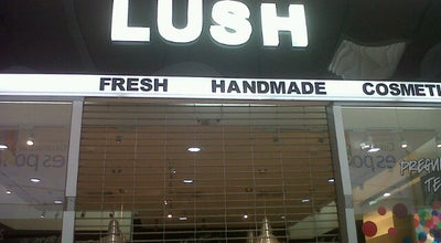 Photo of Cosmetics Shop Lush at Mall Multiplaza Pacific, Panamá, Panama